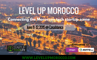 Level Up Morocco 2015