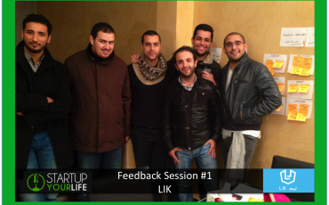 Feedback Session #1: LIK